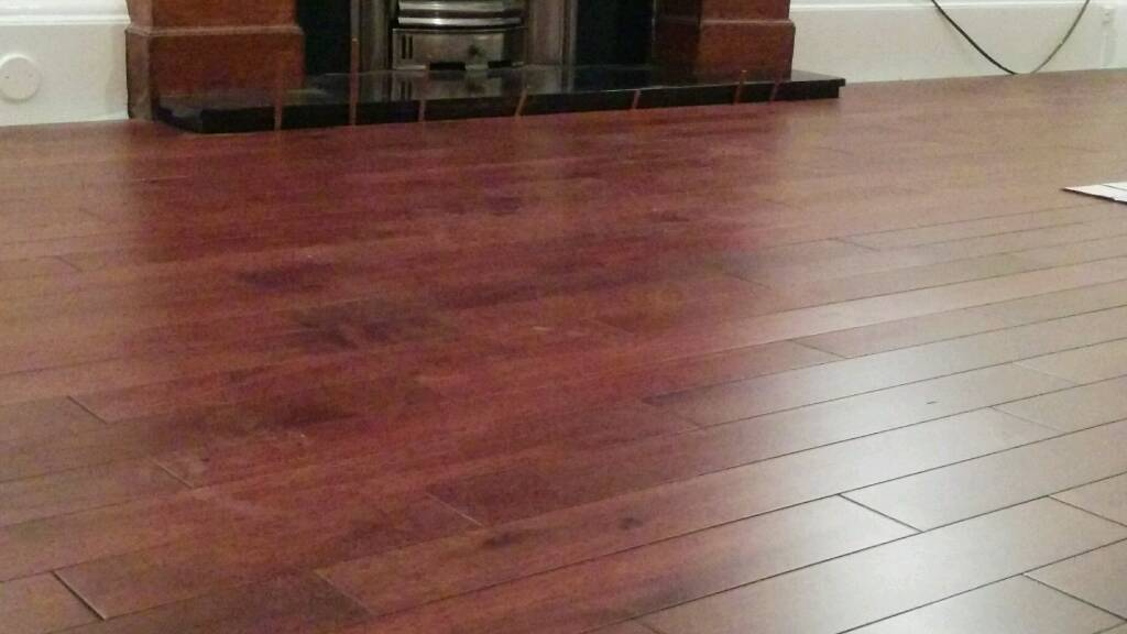 Laminate/hardwood Floor fitter with over 25 years experience