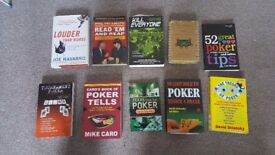 Great poker books