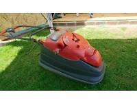 Flymo vision compact 350 lawn mower
