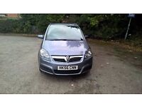 2007 Vauxhall Zafira 7 Seates petrol 1.6 in good condition very good Runner