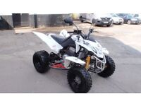 QUADZILLA XLC300E STINGER ROAD LEGAL AS NEW,5 SPEED GEARS WITH REVERSE