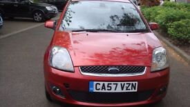 Ford Fiesta, 1.2, 2008, Zetect Climate, Manual, Patrol