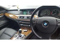 BMW 7 series 2011 730 Li for sale perfect condition