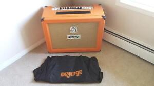 Orange rockerverb 50 mk1  2x12 combo