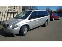 ++++QUICKSALE WANTED CHRYSLER GRAND VOYAGER DIESEL AUTOMATIC 7 SEATER+++WITH DVD INSIDE++++