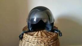 Open face Harley Davidson helmet. Small size .