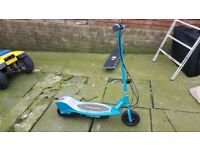 E200 razor electric scooter