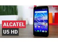 ALCATEL smart phone U5 unlocked 8gb, dual core