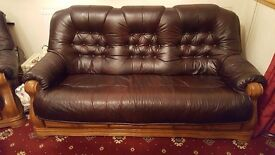 Suite and recliner chair