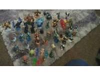 Skylander figures
