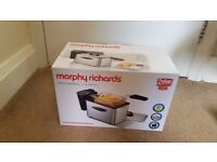 New 2l Fryer - Morphy Richards Professional Fryer 2l