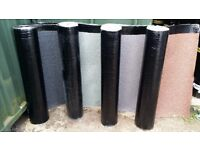 HiGh Quality BRITISH made SBS Torch On Roofing felt 4.5mm thick Mineral cap