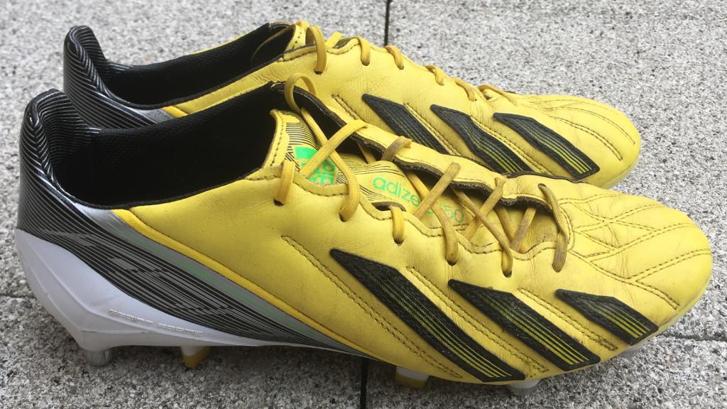 2c6642f3 ADIDAS ADIZERO F50 XTRX SG FOOTBALL BOOTS. UK SIZE 8. | in ...