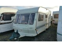 Caravan, Coachman Mirage 460/4 1993, 4 berth with full size Dorema awning