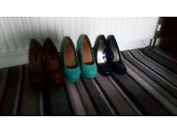 Size 3 heels £5