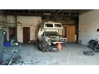 Ford sierra starcraft camper
