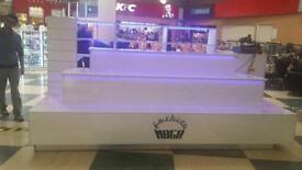 Kiosk / stall.