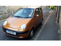Excellent Daewoo Matiz Se Plus 0.8l 2001