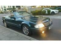 Mercedes Benz Sl 320 R129 Convertable Hard Top Mint Condition