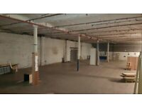 Bolton BL4- Ground Floor Industrial Unit with Auxiliary Offices - 7996 sq ft - Available Immediately