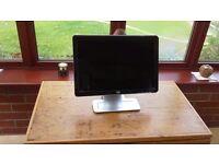 """Computer monitor Hewlett Packard 19""""."""
