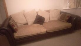 4 Seater 'Hayle' DFS Sofa