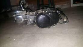 125cc pitbike engine