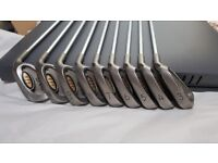 Ping i3 O-size Iron Set of 9 (3-9/S-W) Steel shaft Cushin JZ Regular Right-Handed