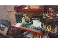 mixed garage items everything must go