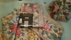 2 x pairs Brand new Curtains -Charity sale