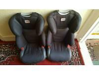 2x Britax Car seats £15 each