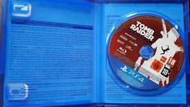 Tomb Raider (definitive edition) PS4