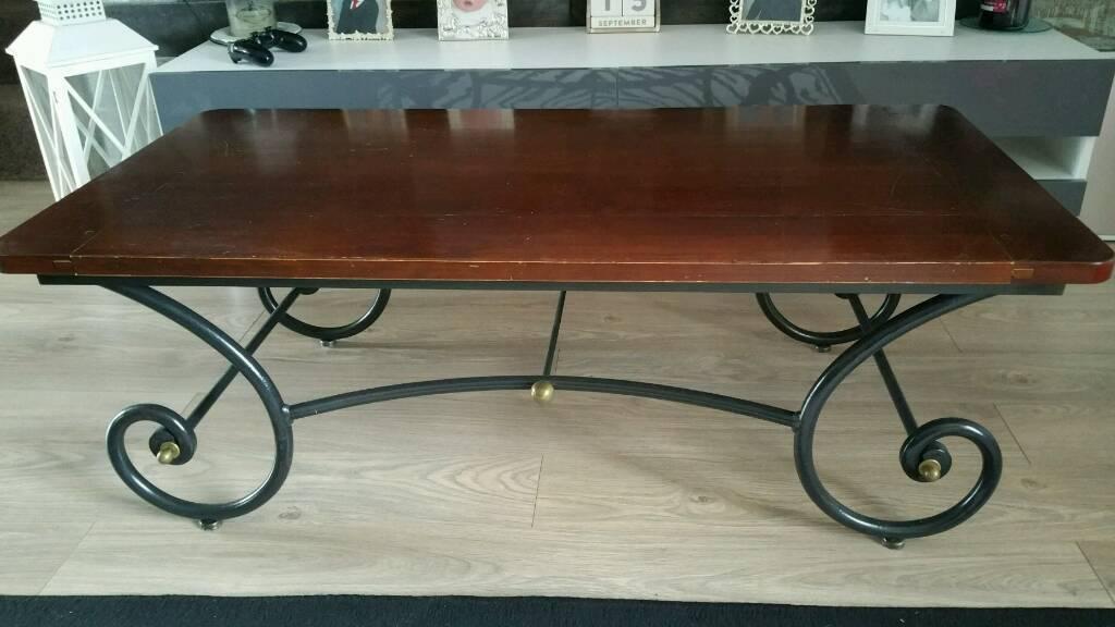 Charleston Forge Coffee Table In Garston Merseyside Gumtree
