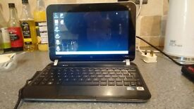 HP Mini 210 - Beats Audio - Fully working with case - Perfect for learning Linux
