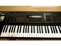 Yamaha sy85 synth