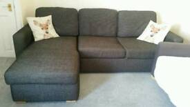 John Lewis SOFABED /Sofa Right or Left setting