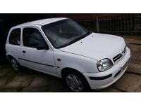 Nissan Micra - Very reliable
