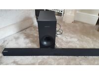 "HW-H355 40"" Soundbar with Wireless TV Connection   HW-H355/XU ..."
