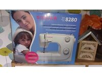 Singer 8280 Sewing Machine Brand New In Box Unopened- RRP £100 Great Deal
