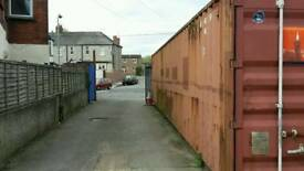 40 Ft Secure Container To Let in secure yard
