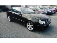 03 Mercedes CLK320 Auto Coupe FULL HISTORY MOT April 19 Nice Car Can be seen anytime