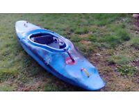 Pyranha 230 kayak for sale. £110