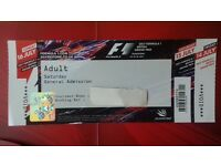 Formula 1 ticket for saturday 15/7. general admissions