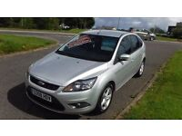 FORD FOCUS 1.6 ZETEC,2008,Alloys,Air Con,Full Service History,Very Clean Inside&Out,Drives Superb