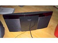 Panasonic SC-HC19 Micro Hi-Fi System - USB Playback - CD - Radio