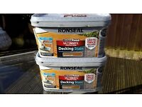 Ronseal Perfect Finish Decking Stain