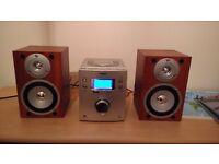 GOODMANS MICRO1104DAB DAB RADIO/CD MICRO HI FI