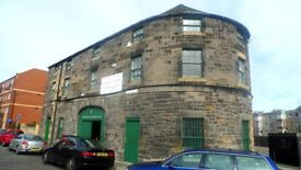 Offices to let in converted Leith warehouse