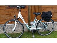 Ladies Electric Bicycle, excellent condition with user manual