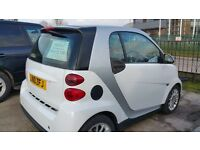 Smart Coupe Passion, Low mileage, excellent condition